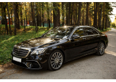 Mercedes-Benz S W222 AMG Long